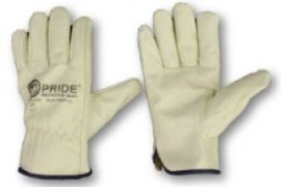PRIDE LEATHER DRIVERS PIGSKIN